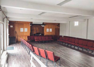New Hall