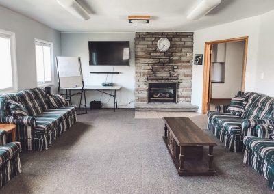 Chalet Meeting Room